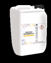 Solución de anhídrido sulfuroso al 6% para el sulfitado de mostos y vinos